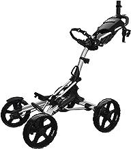 Clicgear Model 8+   4-Wheel Golf Push Cart