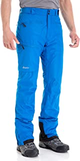 Clothin Men's Insulated Ski Pant Fleece-Lined Waterproof Snow Pants
