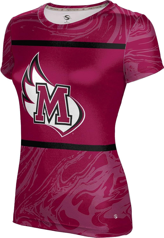ProSphere Meredith College Girls' Performance T-Shirt (Ripple)