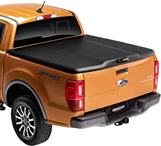 Undercover Elite One-Piece Truck Bed Tonneau Cover | UC3098 | Fits 2019 - 2021 Dodge Ram 1500, Does Not Fit With Multi-Fun...