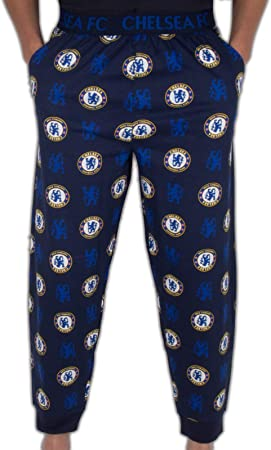 Premier League Herren Chelsea F.C Schlafanzuge