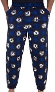 Chelsea FC Official Football Gift Mens Lounge Pants Pyjama Bottoms