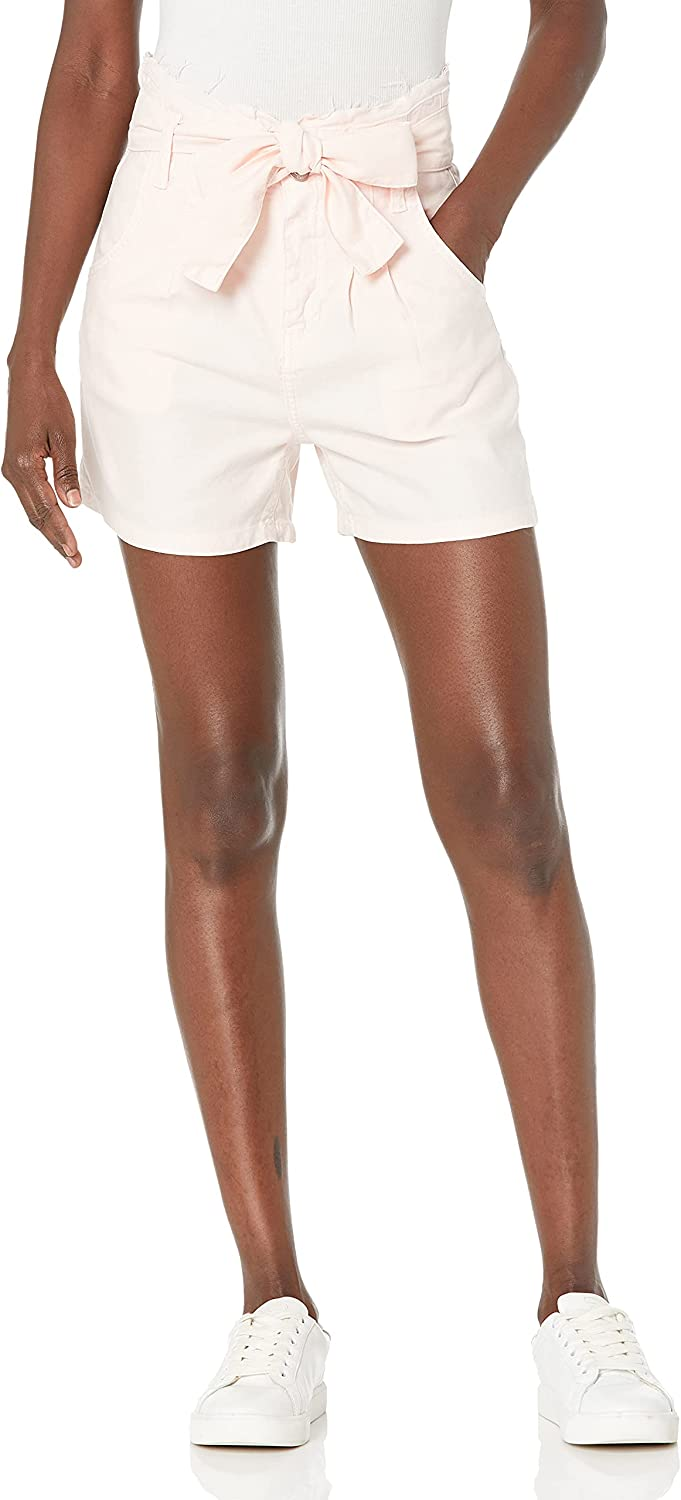 HUDSON Women's Short We OFFer at cheap prices Spring new work Paperbag