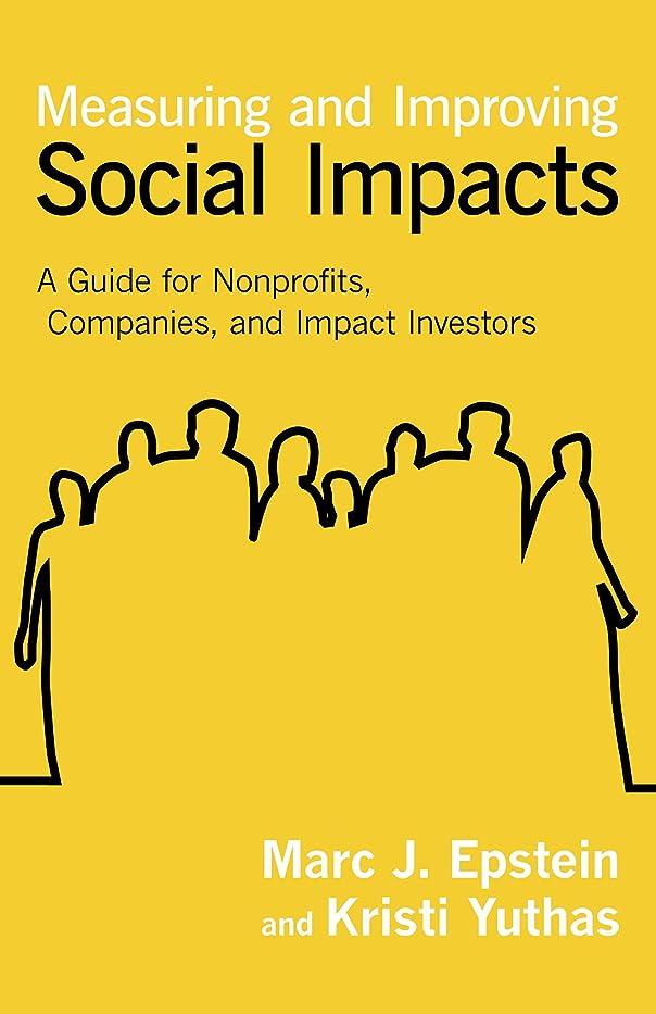 介入する抽象鉄Measuring and Improving Social Impacts: A Guide for Nonprofits, Companies, and Impact Investors