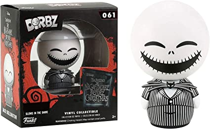 GitD Jack and Sally Display For Funko Pops