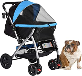 Best dog stroller for english bulldog Reviews