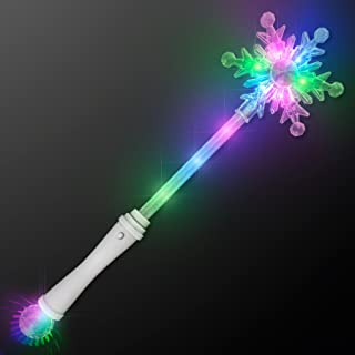 Frozen Snowflake LED Winter Party Wand
