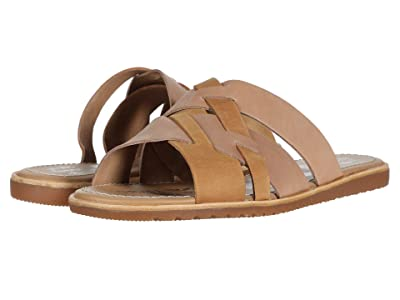 SOREL Ellatm Slide (Honest Beige) Women