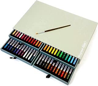 Royal Talens Bruynzeel Aquarelle Pencil Box Set, 48 Assorted Colors (8835H48)