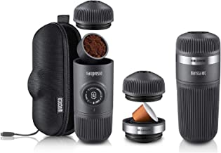 WACACO NANOPRESSO Espresso Coffee Machine CASE APAPTER Barista KIT Portable