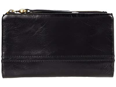 Hobo Haye (Black Vintage Hide) Handbags