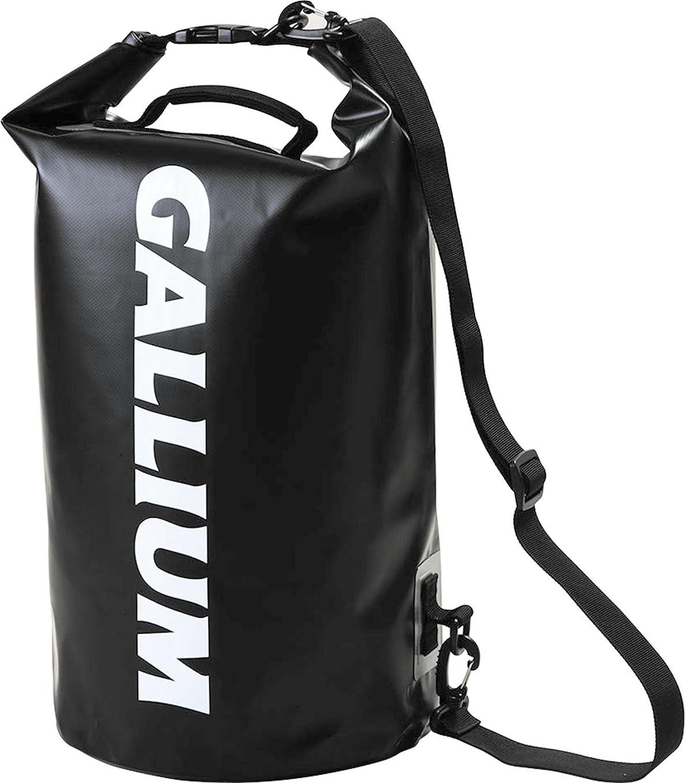 稼ぐ仕立て屋偶然GALLIUM(ガリウム) Waterproof Dry Bag BK (防水仕様) BP0003 BP0003 ブラック