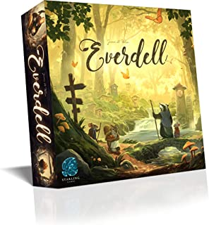 Everdell - A Board Game by Starling Games 1-4 Players - Board Games for Family 40-80 Minutes of Gameplay - Games for Famil...