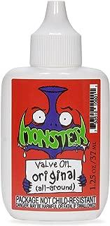 Monster Premium Synthetic Valve Oil |