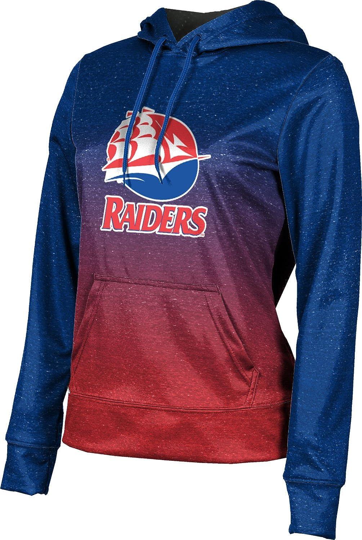 ProSphere Shippensburg University Girls' Pullover Hoodie, School Spirit Sweatshirt (Ombre)