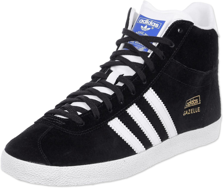 Adidas – Gazelle Og Basketball Rising Mid Blk black Size: 4 UK ...