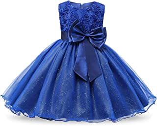 Surprise S Flower Girl Christening Wedding Party Pageant Dress First Communion Gowns Bridesmaid Clothing