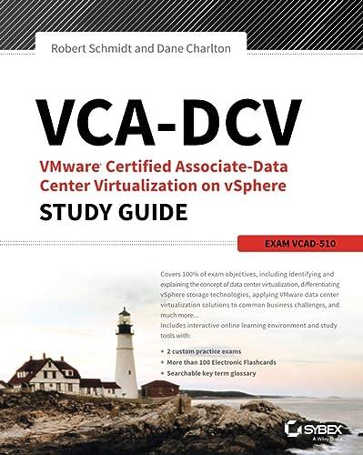 VCA-DCV: VMware Certified Associate-Data Center Virtualization on ...