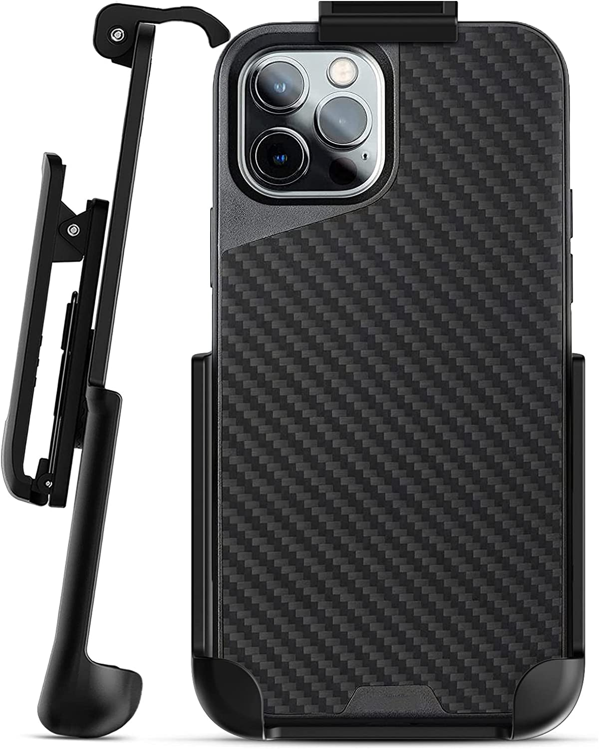Encased Belt Clip Holster for Mous Limitless 3.0 Case - iPhone 12/ 12 Pro (Case not Included)