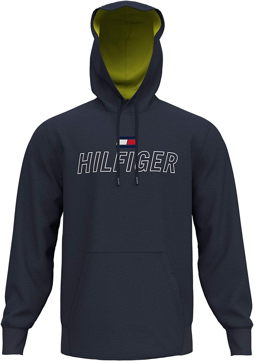 All stores are sold Tommy Hilfiger Men's Sport National uniform free shipping Hoodie Sweatshirt