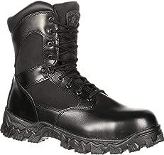 Rocky Alphaforce Zipper Waterproof Duty Boot