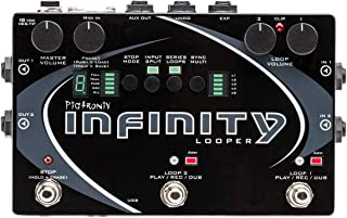 Pigtronix Guitar Looper Effects Pedal, No (SPL)