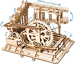 Rowood 3D Wooden Marble Run Puzzle Craft Toy, Gift for Adults & Teen Boys Girls, Age..