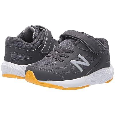 New Balance Kids KV519v1I (Infant/Toddler) (Magnet/Phantom) Boys Shoes