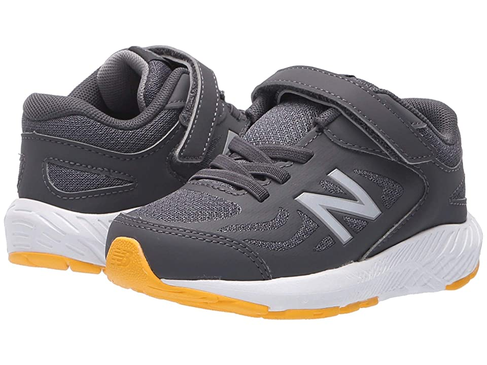 New Balance Kids KV519v1I (Infant/Toddler) (Magnet/Phantom) Boys Shoes