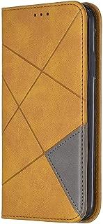 iPhone 11 柔軟 新品 スマホ ケース, CUNUS 軽量 プレミアム ウォレット 耐汚れ カード収納 カバー iPhone 11 用, 高品質 合皮レザー ケース, オレンジ