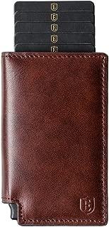 Ekster Parliament Slim Leather Wallet- RFID Blocking- Quick Card Access