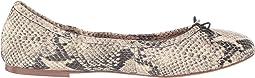 Beach Multi Pacific Snake Print Leather
