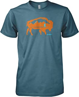 Fly Grand Buffalo Fly Fishing T-Shirt