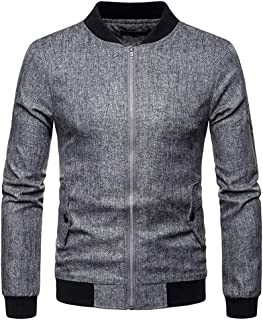 92b49dedd Amazon.com: Greys - Varsity Jackets / Lightweight Jackets: Clothing ...
