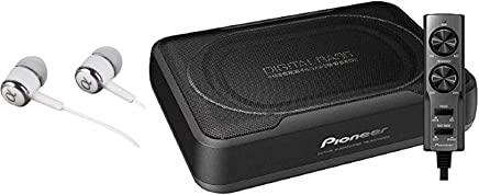 Pioneer TS-WX130DA 160W Max Single 8