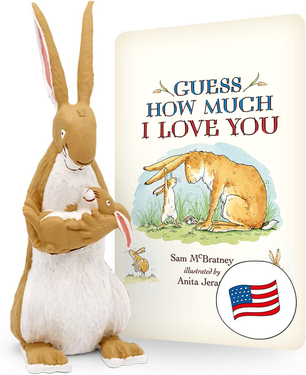 Boxine GmbH Tonies Guess How Much I Love You Tonie - Plays Songs and Stories - Ages 3 & Up