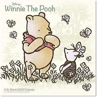 2020 Disney Winnie The Pooh Wall Calendar (DDD1522820)