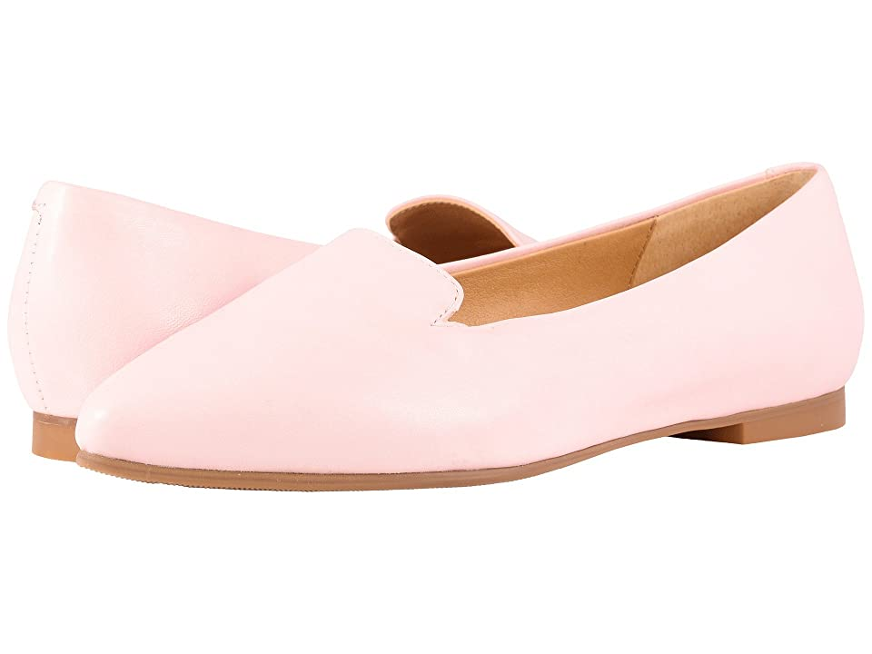 Trotters Harlowe (Pale Pink Soft Leather) Women