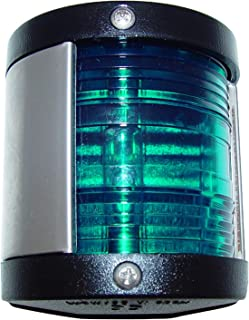 Aqua Signal Starboard Navigation Light (Green)