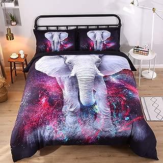 Best elephant comforter set queen Reviews