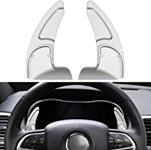 Steering Wheel Shift Paddle Shifter Transfer Extension Interior Trim Cover For 2014 2015 2016 2017 2018 Jeep Grand Cherokee