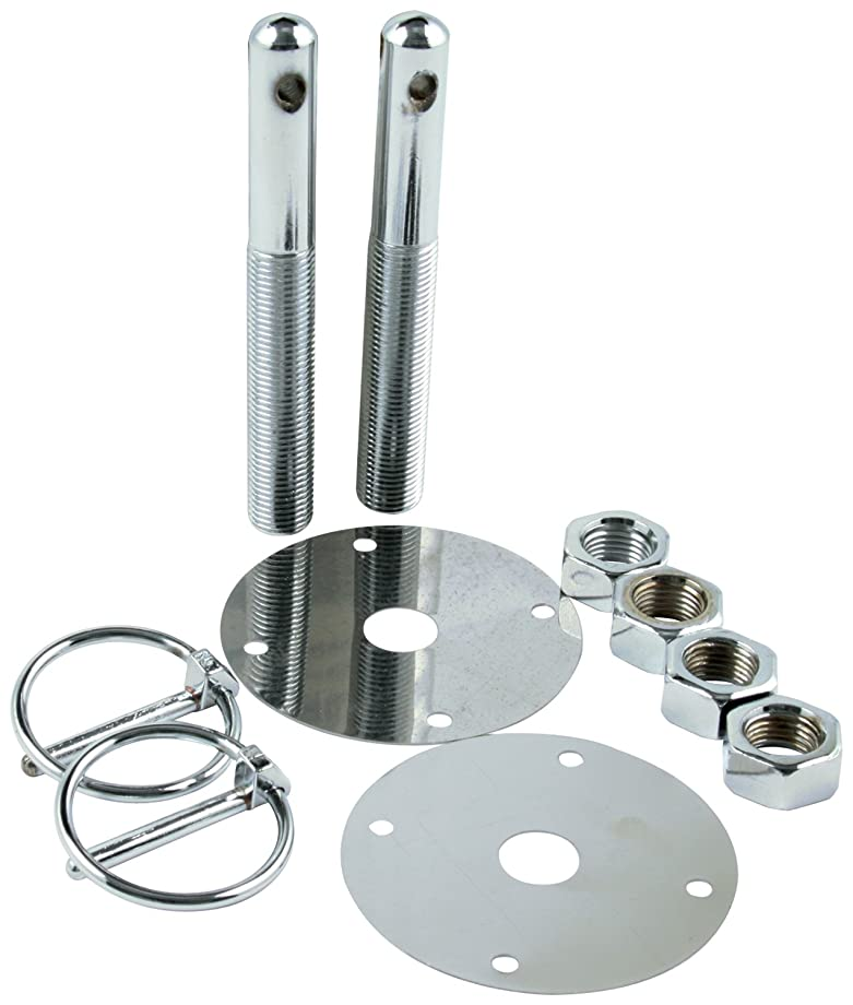 Allstar Performance ALL18512 Steel Hood Pin Kit with 3/16