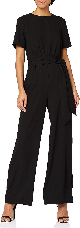 outlet Super popular specialty store Amazon Brand - find. Jumpsuit Tie Women's Waist