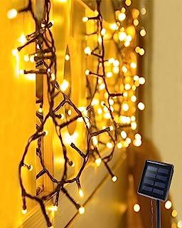 OxyLED Solar String Lights Outdoor, 21.95M 200 LED Solar Led Fairy String Light Solar Powered, Decorative Lights Waterproo...