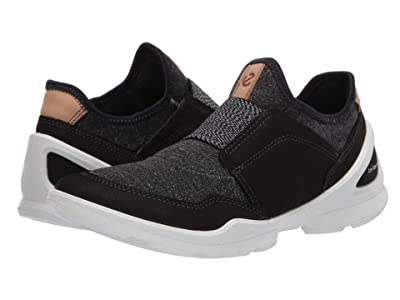 ECCO Sport Biom Street Slip-On (Black/Black 2) Women