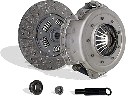 Clutch Kit Set Works With Ford F150 F250 F350 Bronco E-150 E-250