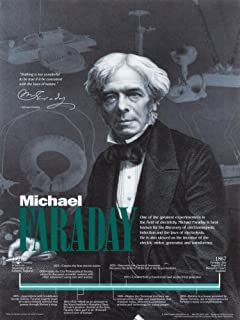 Best michael faraday poster Reviews