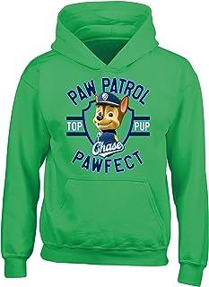 Nickelodeon Paw Patrol Chase Top Pup Pawfect - Sudadera con capucha para niños