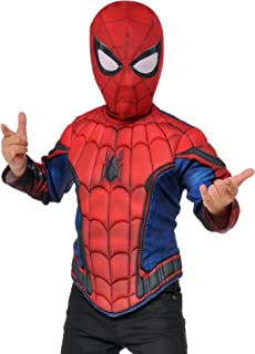 Imagine by Rubies Spider-Man Homecoming Muscle Chest Shirt Set, Small
