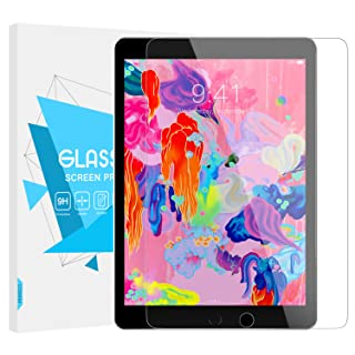 Ultra Slim 9H Hardness Anti-Scratch HD Clear Arc Edge Tempered Glass Screen Protector Compatible with iPad Mini 5 2019 5th Generation//Mini 4 7.9 TiMOVO Screen Protector Fit iPad Mini 5//4 Clear